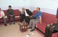 نظمت جامعة القادسية بالتعاون مع مديرية صحة الديوانية حملة التبرع بالدم