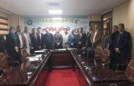 السيد عميد كلية القانون في الاجتماع التشاوري لعمداء كليات القانون في العراق